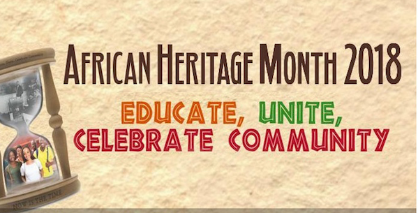 NS African Heritage Month